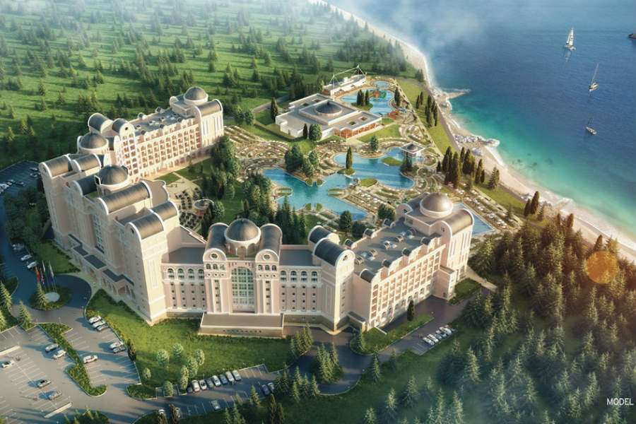 Bulgarien Paradise Beach Hotel
